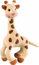 Sophie de Giraf knuffel - 26 cm in katoenen kadotasje