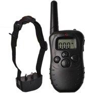 Petainer trainingshalsband teletac trainingsband 998D WT717 - 300 meter - Halsband 25 tot 58 cm