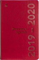 Docenten agenda 2019-2020 Ryam DeLUXE  ROOD - lerarenagenda 2019-2020