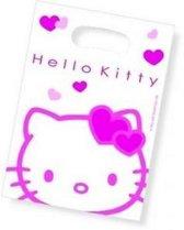 Hello Kitty Partybags - 6 Stuks