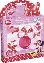 Minnie Mouse Maak je eigen Handtas – 24x17cm | Naaien en Knutselen voor Kinderen | Naaiset