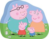 Puzzel Peppa Pig Family