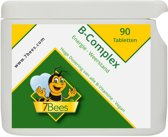 Vitamine B Complex 90 tabs - Multivitaminen - 7Bees