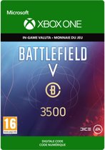 Battlefield V: Currency 3,500 - Xbox One download