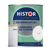 Histor Perfect Finish keukenkastjes Wit Mat - 0,75 Liter