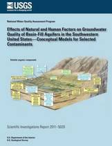 Effects of Natural and Human Factors on Groundwater Quality of Basin-Fill Aquifers in the Southwestern United States?conceptual Models for Selected Contaminants