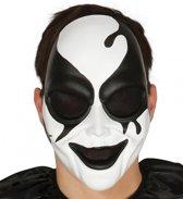 Halloween - Horror harlekijn clown masker