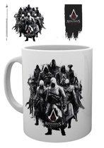 Assassins Creed 10 Years Mug