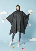 S.old – Regenjas – Poncho – Dames Regenjas – Regenpak – Regenkleding – Regenponcho Volwassenen – Regenjack – Waterdicht – Hippe Regenjas – One Size