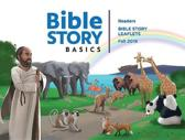 Bible Story Basics Readers Leaflets Fall 2019