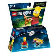 LEGO Dimensions - Fun Pack: The Simpsons: Bart (Multiplatform)