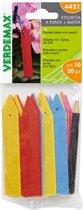 Plantenlabels kleur + potlood - set van 140 stuks