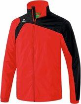 Erima Club 1900 2.0 Allweather Jas Senior Trainingsjas - Maat XL  - Mannen - rood/zwart