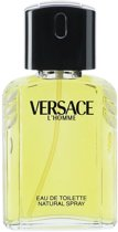 MULTI BUNDEL 3 stuks Versace L'homme Eau De Toilette Spray 100ml