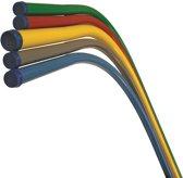 Set doorvoerbochten kort 5 kleuren Ø 50-63 mm hor. 1,5mtr