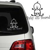 Baby on Board, autosticker