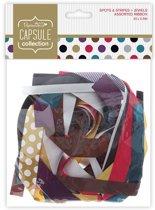 Assorti Lint (20stuks) - Capsule - Spots & Stripes Jewels