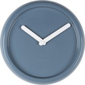 Zuiver Ceramic Time - Klok - Blauw