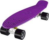 Penny Skateboard Ridge Retro Skateboard Purple/Black