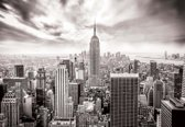 Fotobehang City Skyline Empire State New York | XXXL - 416cm x 254cm | 130g/m2 Vlies