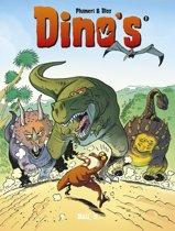 Dino's 01. Kijk Uit Voor Kolossale Gags!