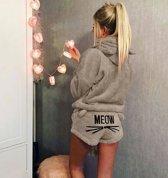 Pyjama voor vrouwen - - Katten motief