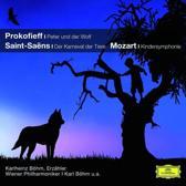 Peter Und Der Wolf/Der Karneval Der