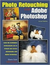 Photo Retouching With Adobe Photoshop - 2ed
