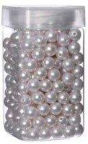 Parels 12 mm Wit 220 gram (1 st)