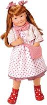 Käthe Kruse babypop Lolle Sophia 54 cm roze