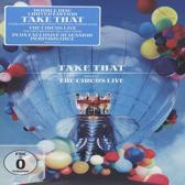 Take That - The Circus Live - Digipack & Bonus Dvd