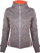 Bjornson Swann - Vest Reversible - Dames - Maat 38 (M) - Grijs / Oranje