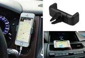 Telefoon carholder, veilig en handsfree bellen in de auto – zwart