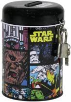 Star Wars Comics - Spaarpot - 11,5 cm - Multi - Inclusief slotje