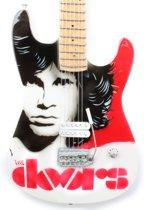 Miniatuur gitaar The Doors
