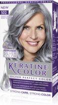 Keratine color Silver - S01- Elegant Grijs - 1 stuk