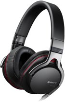 Sony MDR-1RNC - Hi-Res audio over-ear koptelefoon - Zwart