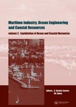 Maritime Industry, Ocean Engineering and Coastal Resources, Two Volume Set