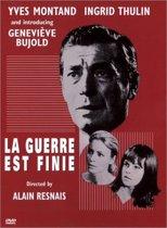 La Guerre Est Finie (1966) (import) (dvd)