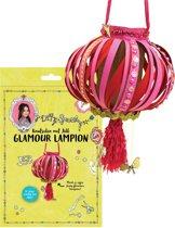 Knutselen met Jill - Glamour Lampion - Hobbypakket