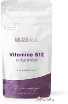 Vitamine B12 zuigtablet (Voor het geheugen, zenuwstelsel en meer energie) - 30 tabletten - Flinndal