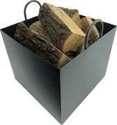 Metalen opbergbox met handvatten - 40 x 40 x 45 cm