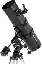 Bresser Pollux 150/1400 EQ spiegel telescoop carbon design