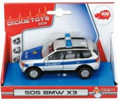 Dickie Toys - BMW Duitse politie
