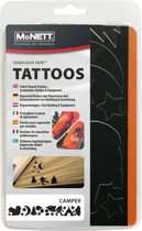 Mcnett Reparatie Pleisters - Tenacious Tattoo - Camper