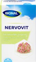 Bional Nervovit - Ontspannen en concentratie verbeteren - Met valeriaan - 90 st