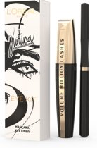 L'Oréal Paris Kristina Bazan Smoking Nudes Eye Kit - Geschenkset
