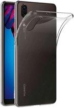 Knaldeals.com - Huawei P20 hoesje - Soft TPU case - transparant