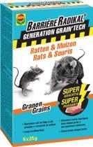 Barrière Radikal Generation GrainTech 6X25GR
