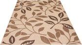 Carpet Decora bladeren natuur 160x230